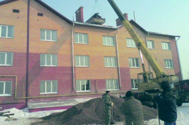 Еще четыре объекта попали в новосибирский реестр проблемных объектов