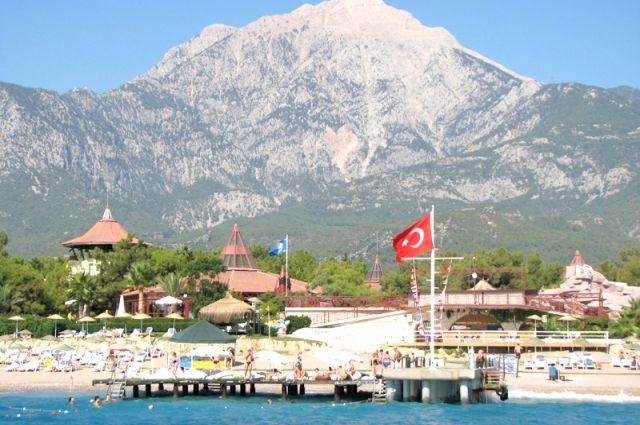 В этом году на турецких берегах отдохнут 6 млн россиян.