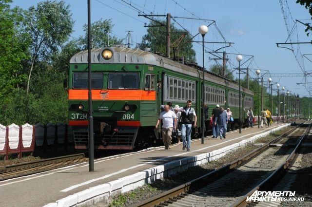С 1 мая приморские поезда переходят на летнее расписание.