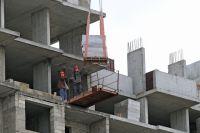 """Строительство """"Демидов парк"""" в Новоалтайске"""