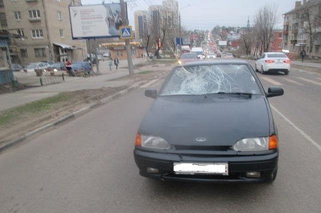 ДТП на Кутузова