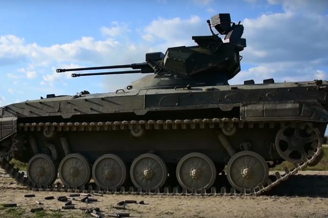 «Укроборонпром» представил «убийцу» танков