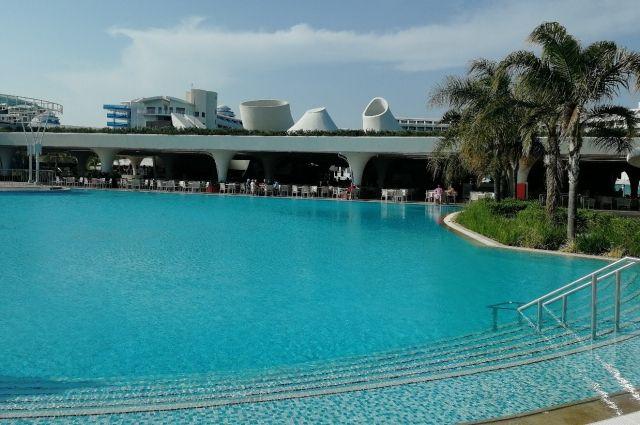 Лучшие отели готовы к приёму туристов.