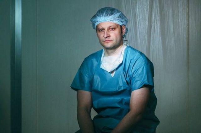 Хирург-онколог Андрей Павленко болен раком желудка.
