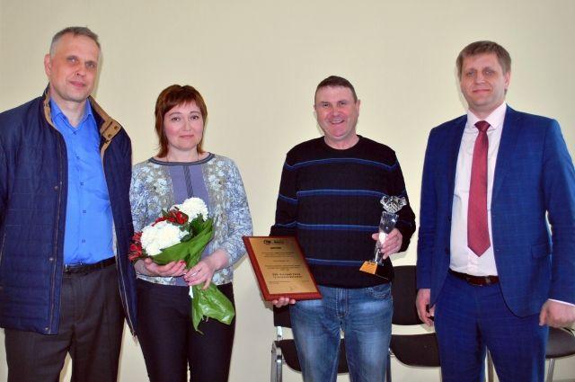 ООО «Унечский завод тугоплавких металлов» - лучший потребитель электрической энергии в Брянской области в 2017 году.