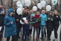 Компания «Хартия» активно участвует в городских праздниках.