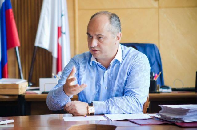 Олег Кондрашов.