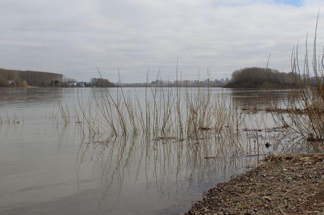За минувшие сутки зафиксировано поднятие уровня воды в кузбасских реках.