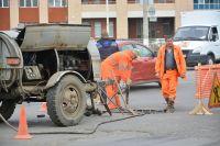 Дороги начнут ремонтировать в июне.
