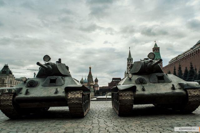 Легендарные Т-34, без которых СССР вряд ли бы выиграл войну.