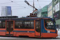 Трамвай будет быстро доезжать из точки А в точку Б, так как на его пути не будет пересечения с автомобильными дорогами.