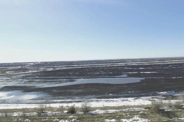 Паводок-2018: в Оренбуржье подтопленными остаются 5 мостов.