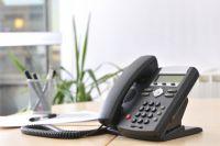Для подключения сервиса нужен лишь доступ в интернет и телефонные аппараты.