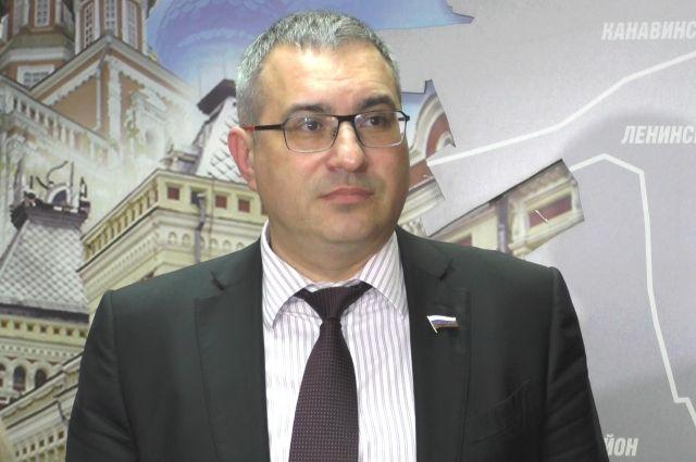 Дмитрий Барыкин.
