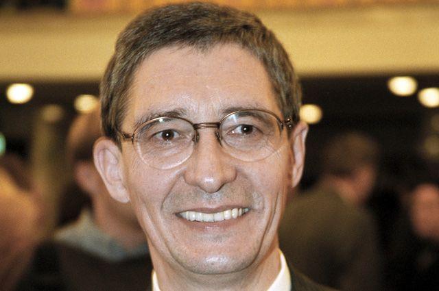 Михаил Осокин.