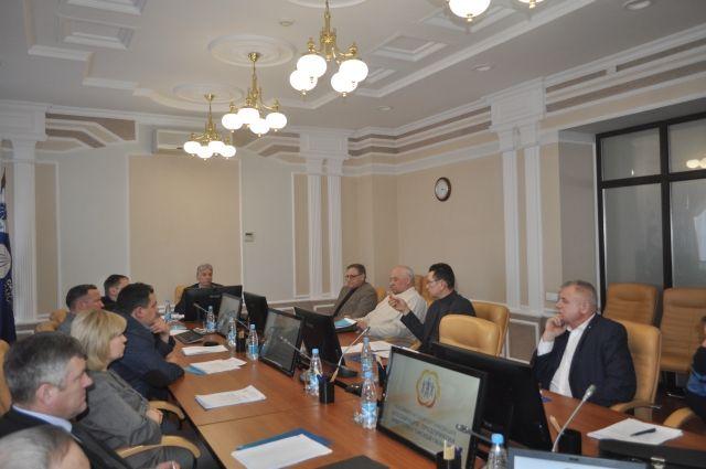 В Омске прошло собрание членов Ассоциации предприятий энергетики.