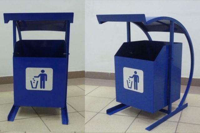 ВМахачкале путем голосования выбрали мусорные урны для установки нагородских пространствах