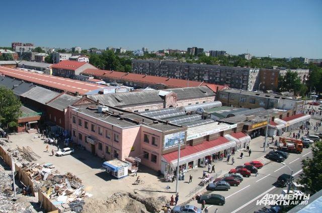 Улица Баранова станет пешеходной зоной.
