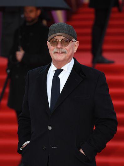 Президент Московского международного кинофестиваля, председатель Союза кинематографистов РФ Никита Михалков.