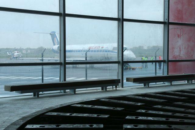 Калининградский аэропорт начал работать без ограничений.