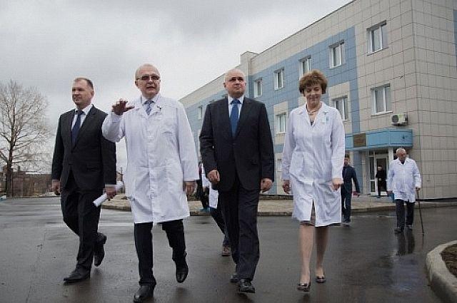 В Новокузнецке в 2018 году появится кардиологический диспансер.