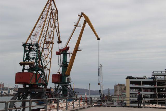 Порты Приморья - одна из основ деловой жизни края.