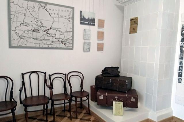 Родная сестра Николая II приезжала в Тобольск
