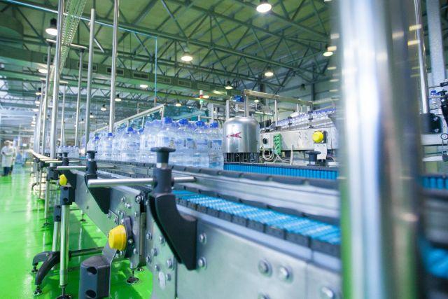 Новые линии позволяют нарастить объёмы продукции.