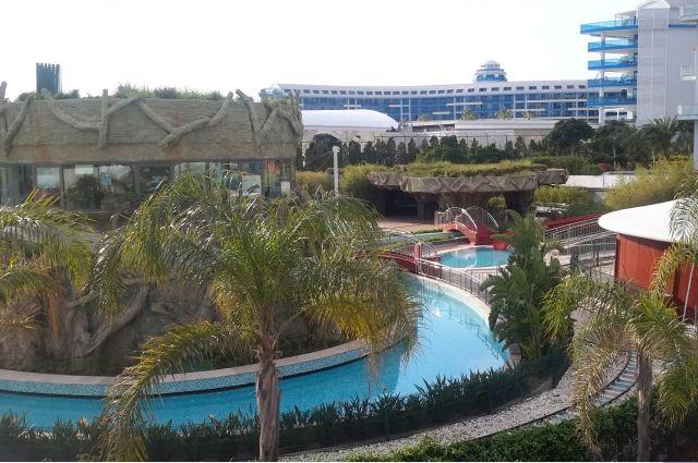 Отели Анталии ориентированы на российских туристов.