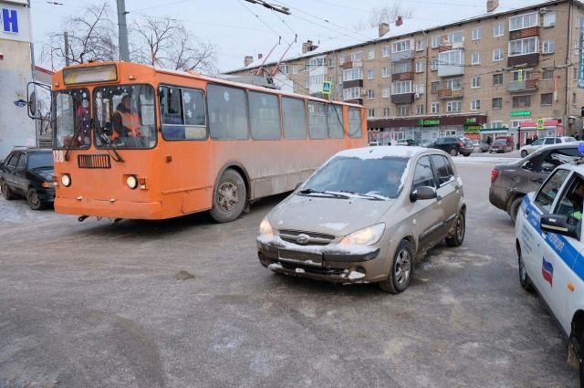 Меняются маршруты движения общественного транспорта