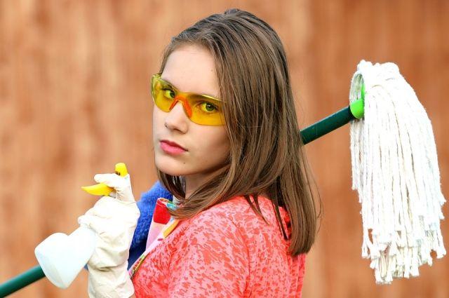 Регулярно проводите генеральную уборку в квартире!
