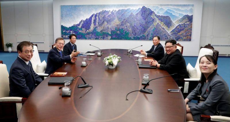 Переговоры в Доме мира были направлены на то, чтобы созвать саммит трех или четырех сторон и заключить декларацию Мира. Кроме того, оба государства согласились со стратегией избавления от ядерного оружия.
