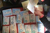 В Киеве задержали подделывателей дипломов: полиция разыскивает «клиентов»