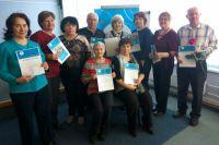Слушатели курса получили сертификаты об успешном завершении обучения.