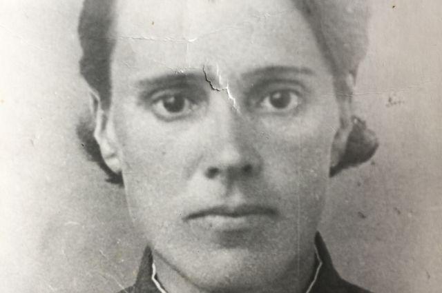 Фотографии Ефросиньи Цепенниковой хранятся в семейном архиве десятилетиями