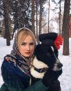Екатерина Плоховец и Валера