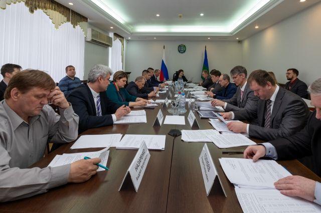 Заседание совета прошло в конце апреля