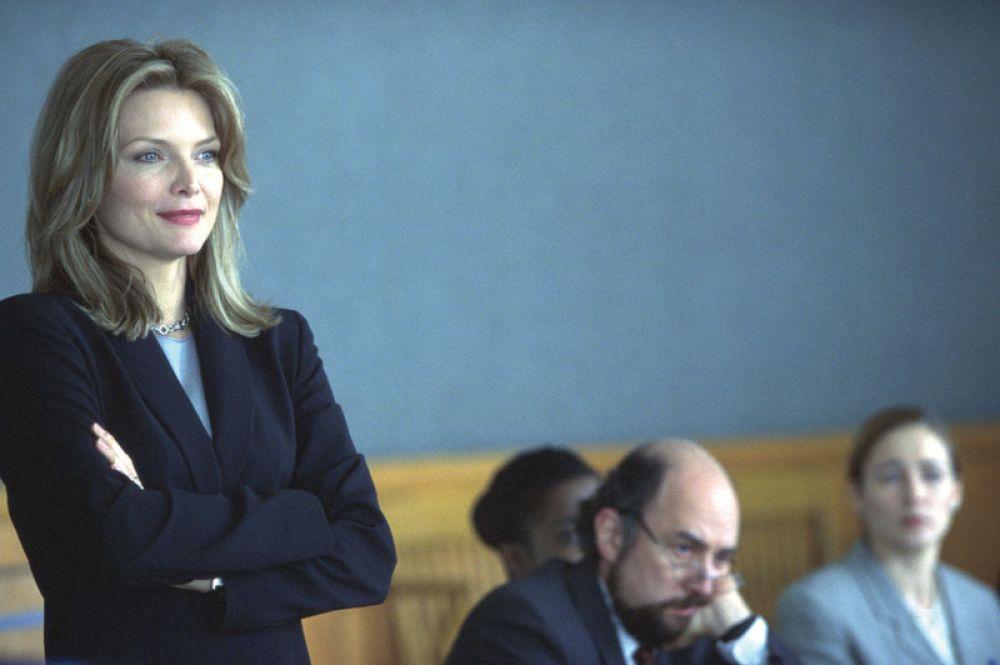 В начале двухтысячных Пфайффер снялась в драме Джесси Нельсона «Я — Сэм» (2001) об умственно отсталом отце, борющемся за сохранение родительских прав, где сыграла адвоката Риту Харрисон Уильямс.