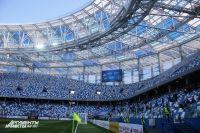 Новый красавец-стадион.