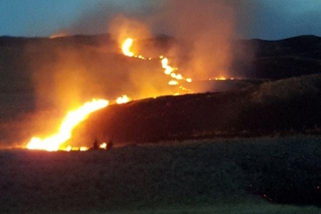 Не проходить мимо: в Оренбуржье введен особый противопожарный режим.