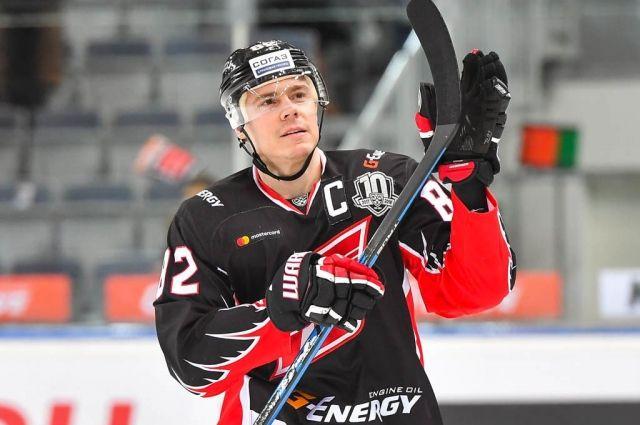 Медведев покинет омскую команду.