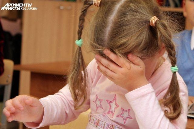 Калининградцу вернули дочь, которую незаконно увезла из области родная мать.