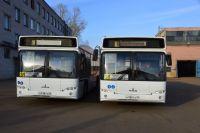 По выходным и праздничным дням возобновится движение автобусов по сезонным маршрутам №№ 6 и 11.
