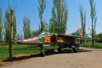 МиГ-27 из экспозиции музея.