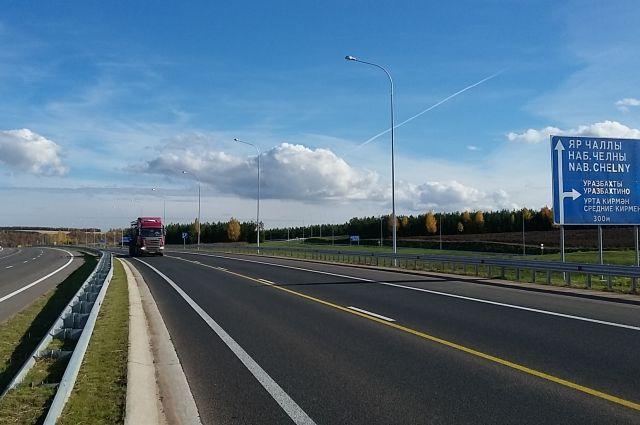 Трасса М-7 «Волга».
