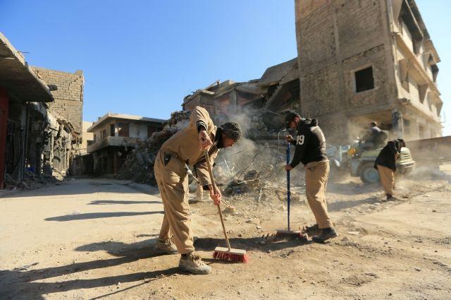 Удар поИГИЛ: ВИраке арестовали влиятельного лидера боевиков