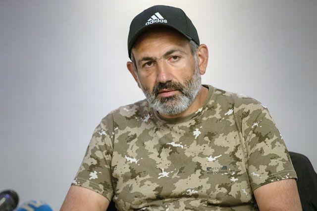 Лидер армянской оппозиции обсудил спрезидентом ситуацию встране