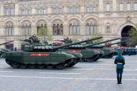 Парад Победы 9 мая.