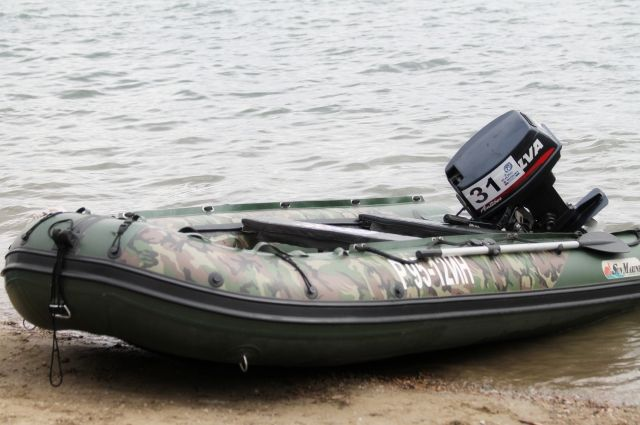 Нареке вУфе перевернулась резиновая лодка: пострадал двухлетний ребенок