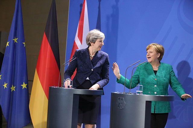 Берлин, Париж и Лондон подчеркнули готовность ЕС защищать свои торговые интересы